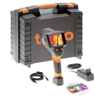 Testo 875i-2 Thermal Imager Kit with Digital Camera