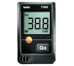 Testo 174H Mini Temp/RH Data Logger Starter Kit