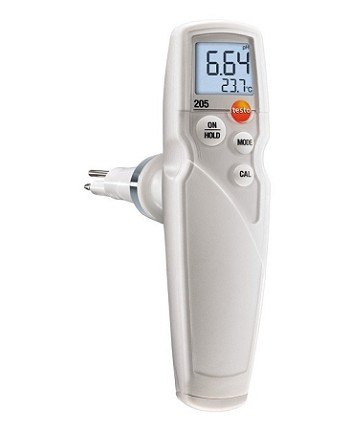 Testo 205-pH Measuring Instrument