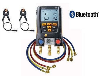 "Testo 550 Bluetooth with 60"" 3-Hose Pack"