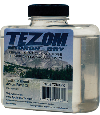 Appion TEZOM Oil Cartridge (3 Pack)