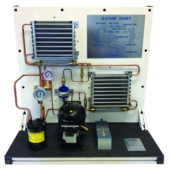 TU-701 Tabletop Heat Pump Trainer