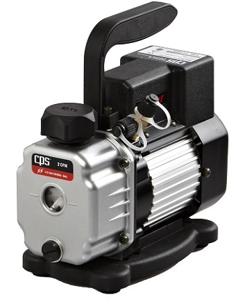 CPS VPC2SU Compact Series Vacuum Pump 2 CFM Single-Stage - 115V